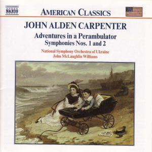 Sinfonie 1+2/Adventures In, John McLaughlin Williams, Nsou