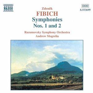 Sinfonie 1 &2*Mogrelia, Andrew Mogrelia, Razumovsky