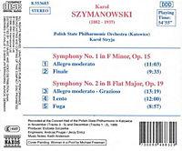 Sinfonie 1+2*Stryja - Produktdetailbild 1