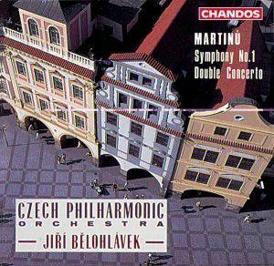 Sinfonie 1 - Doppelkonzert, Belohlavek, Tp