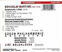 Sinfonie 1 - Doppelkonzert - Produktdetailbild 1
