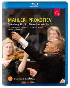 Sinfonie 1/Klavierkonzert 3, Gustav Mahler, Sergej Prokofjew