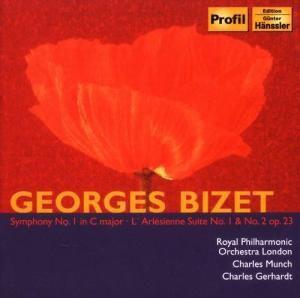 Sinfonie 1/L'Arlesienne-Su, Charles Gerhardt, Rpo