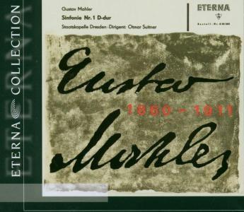 Sinfonie 1/lieder Eines Fah, H. Prey, O. Suitner, K. Sanderking, St