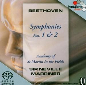 Sinfonie 1/Sinfonie 2, Neville Marriner, Amf