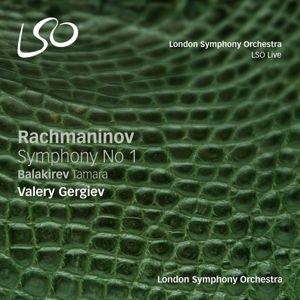 Sinfonie 1/Tamara, Valery Gergiev, Lso