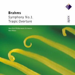 Sinfonie 1/Tragische Ouvertüre, Kurt Masur, Nypo