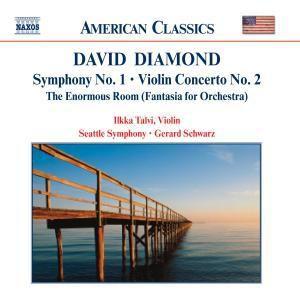 Sinfonie 1/Violinkonz.2, Schwarz, Talvi, Seattle Symphony