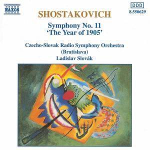 Sinfonie 11, Slovak, Tschechoslowak.RSO