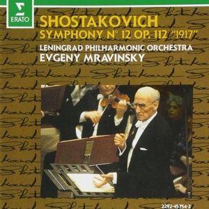 Sinfonie 12, Evgeny Mravinsky