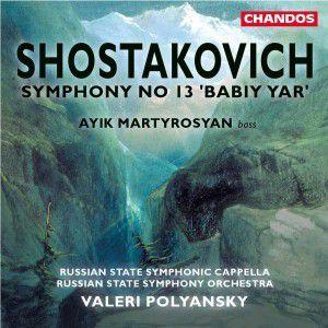 Sinfonie 13 Babiy Yar, Martyrosyan, Polyansky, Sruss