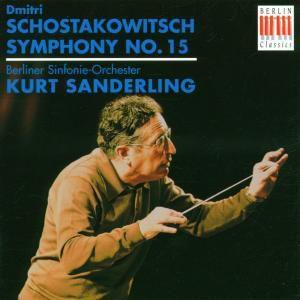 Sinfonie 15 A-dur Op.141, Kurt Sanderling, Berliner Sinfonie-orchester