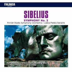 Sinfonie 2, Saraste, Almila, Davis, Lamminmae