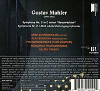Sinfonie 2 (Auferstehungssinfonie) - Produktdetailbild 1