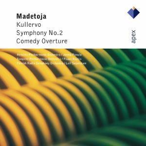 Sinfonie 2/Comedy Overture, Panula, Rautio, Segerstram