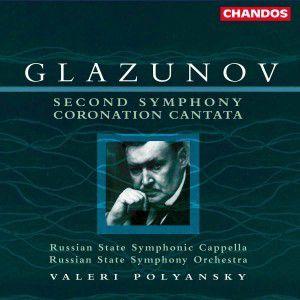 Sinfonie 2/Coronation Cantata, Polyansky, Sruss, Russ.symph.cap