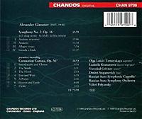 Sinfonie 2/Coronation Cantata - Produktdetailbild 1
