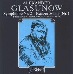 Sinfonie 2 Fis-Moll Op.16/Konzertwalzer Op.47, Paavo Järvi, Bams