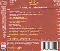 Sinfonie 2/Kindertotenlie - Produktdetailbild 1