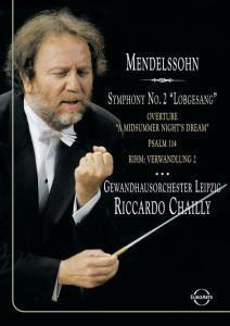 Sinfonie 2/Lobgesang, Chailly, Gewandhausorchester