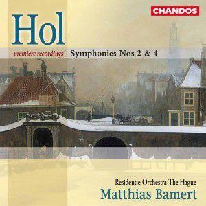 Sinfonie 2,op.44-sy.4, Bamert, Residentie Orch.T.Hag.