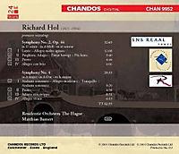 Sinfonie 2,op.44-sy.4 - Produktdetailbild 1