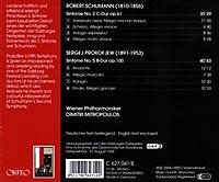 Sinfonie 2 Op.61/Sinfonie 5 Op.100 - Produktdetailbild 1