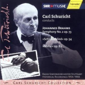 Sinfonie 2/Schicksalslied, Johannes Brahms