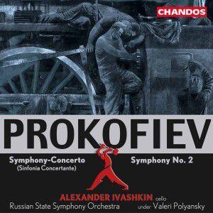 Sinfonie 2/sinfonie-conc., A Ivashkin, Russian State So