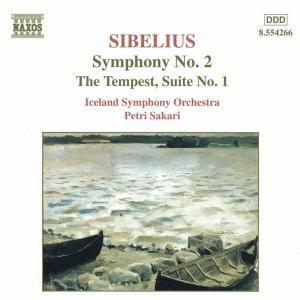 Sinfonie 2/Sturm, Petri Sakari, Iso