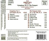 Sinfonie 2/Sturm - Produktdetailbild 1
