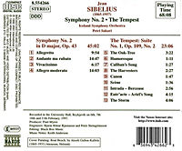 Sinfonie 2/Suite 1*Sakari - Produktdetailbild 1