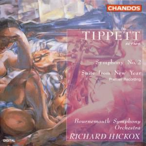 Sinfonie 2/suite From New Y, R. Hickox, Boso