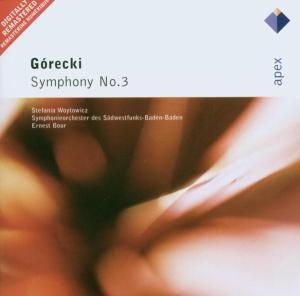 Sinfonie 3, S. Woytowicz, Ernest Bour, Soswf
