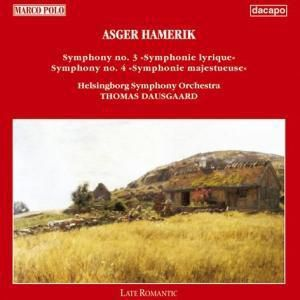 Sinfonie 3+4, Dausgaard, Helsingborg Sinf.O.