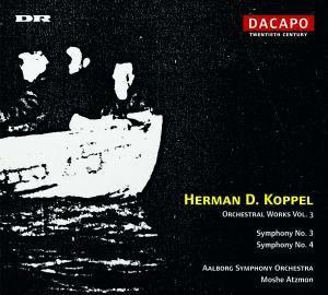 Sinfonie 3+4, Moshe Atzmon, Aalborg So