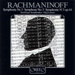 Sinfonie 3 A-Moll Op.44, Caetani, Bams