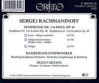 Sinfonie 3 A-Moll Op.44 - Produktdetailbild 1