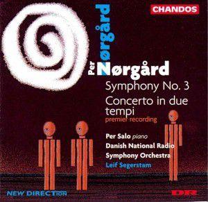 Sinfonie 3/concerto I.due T., Segerstam, Chor Und Drso