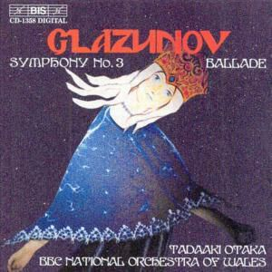 Sinfonie 3 D-Dur/+Ballade F-Du, Tadaaki Otaka