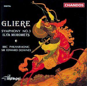 Sinfonie 3/ilya Muroments, Downes, Bbcp
