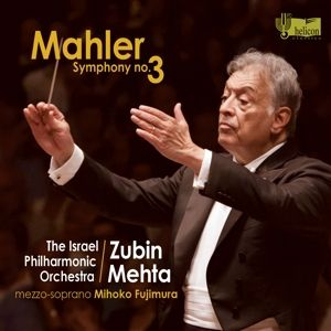 Sinfonie 3 In D Minor, The & Mehta,Zubin Israel Philharmonic Orchestra