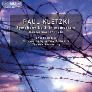 Sinfonie 3 In Memoriam/Concert, Thomas Sanderling