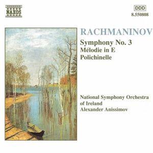 Sinfonie 3/Melodie In E/+, Alexander Anissimov, Nsoi