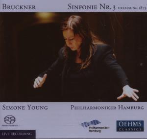 Sinfonie 3 (Urfassung 1873), Simone Young, Philh.Hamburg