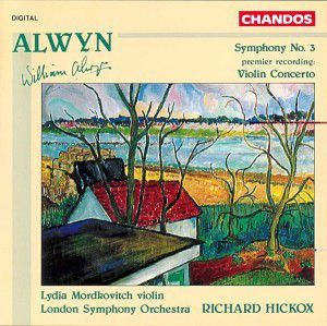 Sinfonie 3 & Violinkonzert, Mordkovitch, Hickox, Lso