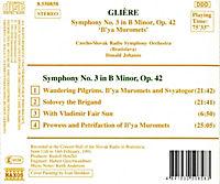 "Sinfonie 3""Il'Ya Muromets"" - Produktdetailbild 1"