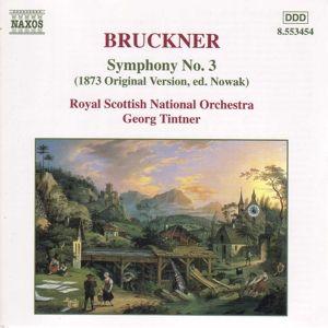 Sinfonie 3*Tintner, Georg Tintner, Rsno