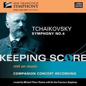 Sinfonie 4, Peter I. Tschaikowski
