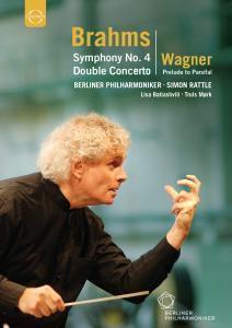 Sinfonie 4/Doppelkonzert/+, Simon Rattle, Bp, Lisa Batiashvili